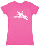 Juniors: Need for Speed - Fighter Jet Shirts