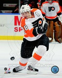 Danny Briere 2011-12 Action Photo