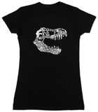 Juniors: T-Rex Dinosaur Shirts