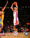 Tayshaun Prince 2011-12 Action Photo