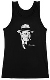 Juniors: Tank Top - Al Capone - Original Gangster Shirts