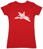 Juniors: Need for Speed - Fighter Jet T-Shirt
