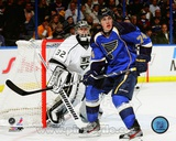 T.J. Oshie 2011-12 Action Photographie