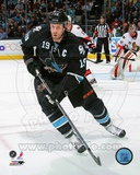 Joe Thornton 2011-12 Action Photographie