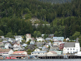 Ketchikan, Alaska, Usa Photographic Print by Savanah Stewart