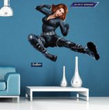Black Widow - The Avengers Wall Decal