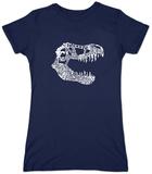 Juniors: T-Rex Dinosaur T-shirts