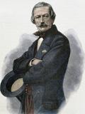 Massimo Taparelli Azeglio, Marquis D ' (Turin, 1798-Turin, 1866). Italian Politician and Writer Photographic Print by  Prisma Archivo