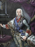 Duke of Holstein (Charles Peter, 1739-1762) and Tsar of Russia (January-July 1762) Photographic Print by  Prisma Archivo