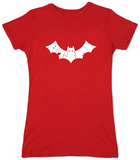 Juniors: Bite Me Bat T-Shirt