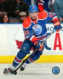 Sam Gagner 2011-12 Action Photo