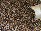 Coffee Beans, Fes, Middle Atlas, Morocco Photographic Print by Pete Oxford