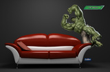 Hulk - The Avengers Wall Decal