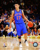 Jeremy Lin 2011-12 Action Photo