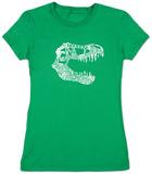 Juniors: T-Rex Dinosaur T-Shirt