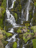 Bride's Veil Waterfall, Isle of Skye, Scotland Photographic Print by David Wall