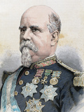 Spanish Military and Conservative Politician by A. Carretero Photographic Print by  Prisma Archivo