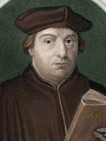Martin Luther (Eisleben, 1483, Eisleben, 1546) Photographic Print by  Prisma Archivo