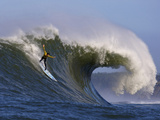 Mavericks Surf Competition 2010, Half Moon Bay, California, Usa Photographic Print by Rebecca Jackrel