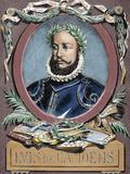Luis Vaz De Camoes (1524-1580). Portuguese Poet by Carter Photographic Print by Prisma Archivo