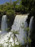 Iguacu Falls in Sun, Argentina Photographic Print by Kymri Wilt