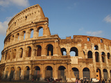 Roman Art, the Colosseum or Flavian Amphitheatre, Rome, Italy Photographic Print by  Prisma Archivo