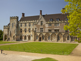 Battle Abbey School, Battle, East Sussex, England Photographic Print by David Wall