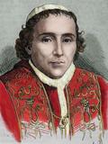 Pius Vii (1740-1829). Italian Pope, Named Luigi Barnaba Gregorio Chiaramonti Photographic Print by  Prisma Archivo