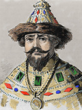 Tsar of Russia from 1613 to 1645. First of the Romanov Dynasty Photographic Print by  Prisma Archivo