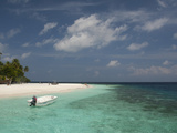 Island of Kuda Bandos, North Male Atoll, Maldives Fotodruck von Cindy Miller Hopkins