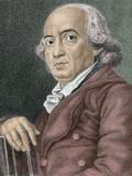 Johann Gottfried Herder (Mohrungen, East Prussia, 1744-Weimar, 1803). German Writer and Philosopher Photographic Print by  Prisma Archivo