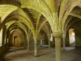 The Novices' Room, Battle Abbey, Battle, East Sussex, England Photographic Print by David Wall