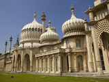 The Royal Pavilion, Brighton, East Sussex, England Photographic Print by David Wall