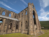 Tintern Abbey, River Wye Valley, Monmouthshire, Wales Photographic Print by Roddy Scheer