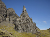 Old Man of Storr, Isle of Skye, Scotland Photographic Print by David Wall
