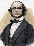 Wilhelm Eduard Weber (Wittenberg, 1804, Gottingen, 1891). German Physicist Photographic Print by Prisma Archivo