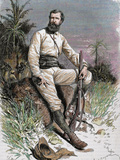 Verney Lovett Cameron (1844-1894). British Traveler and Explorer by Barbant Photographic Print by  Prisma Archivo