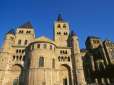 Dom St. Peter Cathedral (Der Dom) and Church of Our Dear Lady, Rhineland-Palatinate, Trier, Germany Photographic Print by Tom Haseltine