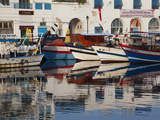 Old Port, Bizerte, Tunisia Photographic Print by Walter Bibikow
