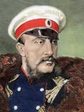 Grand Duke Konstantin Nikolayevich of Russia (1827-1892) Photographic Print by  Prisma Archivo