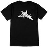 Need for Speed - Fighter Jet Shirts