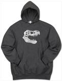 Hoodie: T-Rex Dinosaur Pullover Hoodie