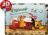 Homemade Marmalade - Metal Tabela