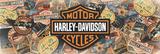 Harley Davidson - Travel Posters