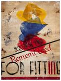 Rodney White - In Loving Memory Digitálně vytištěná reprodukce