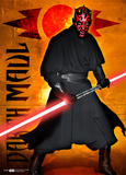 Star Wars-Darth Maul Láminas