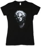 Juniors: Marilyn Monroe - Smoking T-shirty