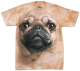 Mops (hund) Skjorte
