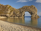 Durdle Door Arch, Jurassic Coast World Heritage Site, Dorset, England Photographic Print by David Wall