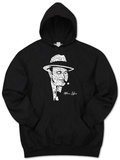 Hoodie: Al Capone - Original Gangster Mikina s kapucí